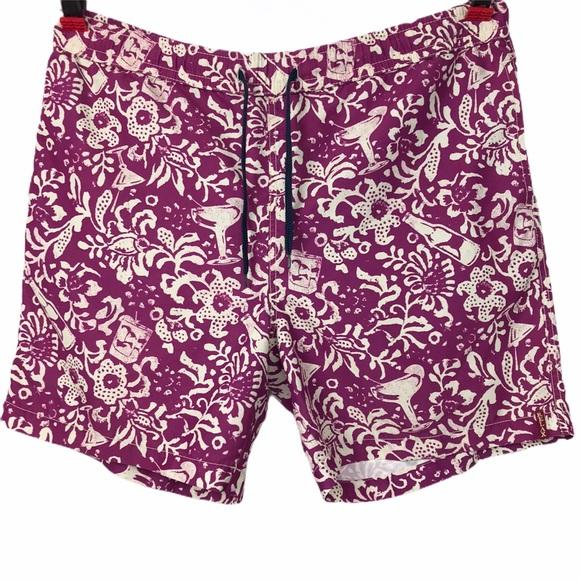 tommy bahama swim trunks